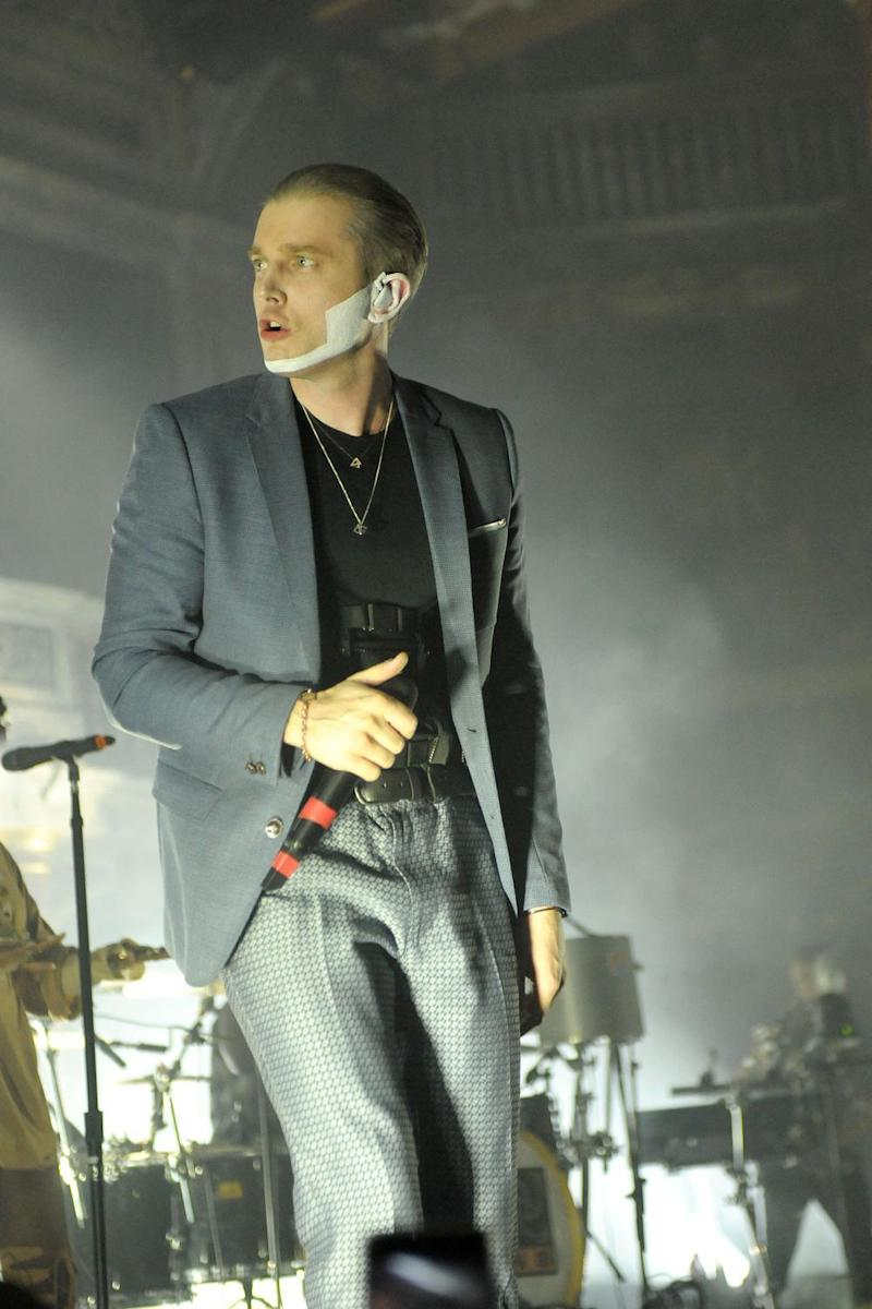 Return: Plan B giving his first live performance in years last July
