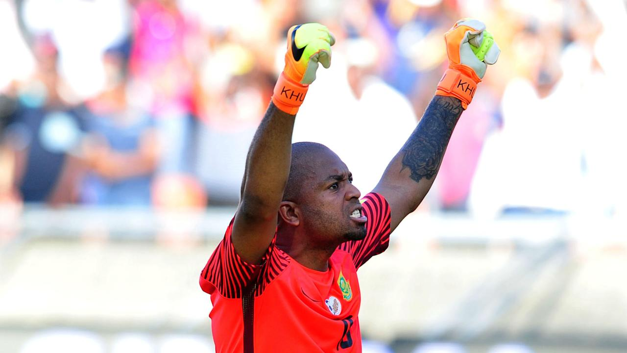 The Ventersdorp-born shot-stopper has been confirmed as the captain of the national team once again