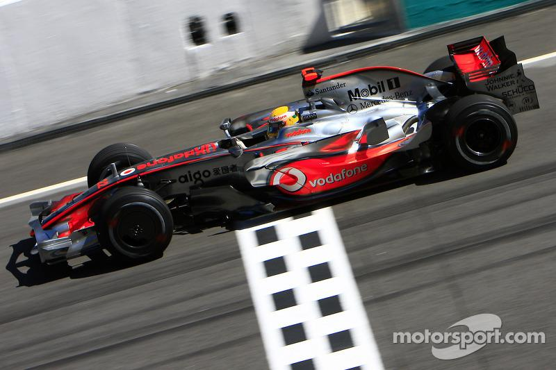 "2008: McLaren MP4-23<span class=""copyright"">Hazrin Yeob Men Shah</span>"