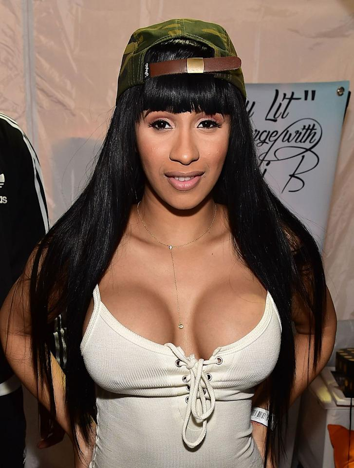 "<p>Today, you know Cardi B as one of the most successful female rappers out there, but this celeb got her start on a very different sort of stage. Cardi is open about her past <a rel=""nofollow"" href=""https://bossip.com/1272886/lhhnys-cardi-b-says-she-started-stripping-to-escape-poverty-and-domestic-abuse-video/"">working as a stripper</a> in New York City before moving on to the entertainment world. In 2015, Cardi joined the cast of the VH1 reality show, <em>Love & Hip Hop: New York</em>, which is how she rose to stardom. She left the show in 2016 to pursue her own career in music, and in 2016, she was nominated for two BET awards. In 2017, ""Bodak Yellow"" came out, quickly becoming the hit that would launch her to full-on stardom. </p>"