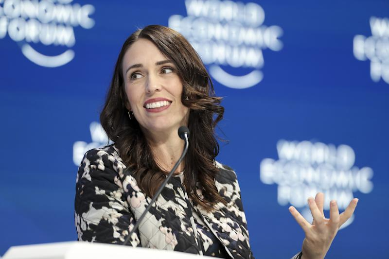 Jacinda Ardern, New Zealand's prime minster