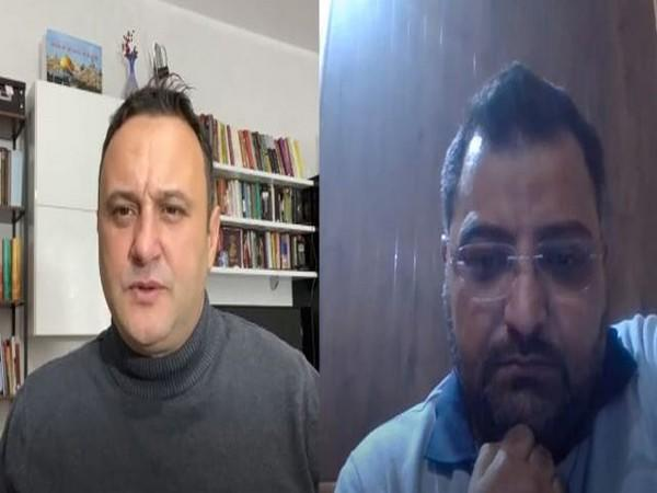 Olsi Jazexhi talking to Nadir Ali Wani about China's atrocities in Xinjiang and the Uyghur issue.