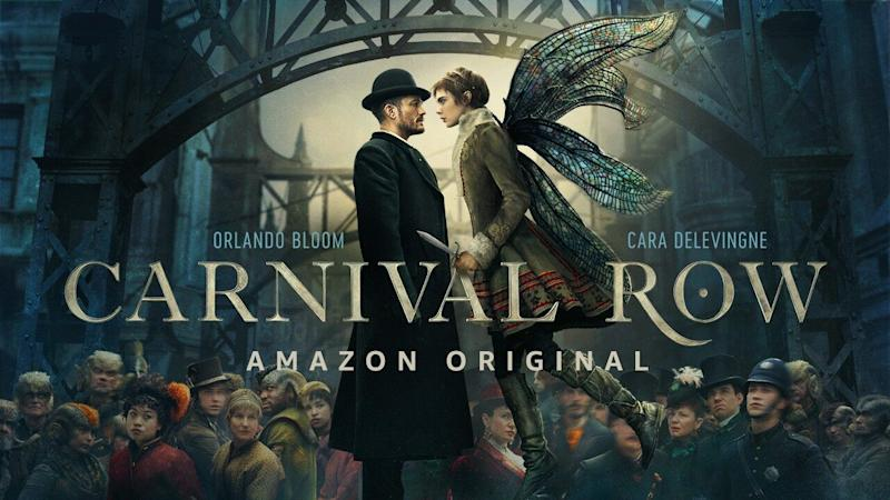 Orlando Bloom and Cara Delevigne's 'Carnival Row' Gets Season 2 Renewal Ahead of Debut