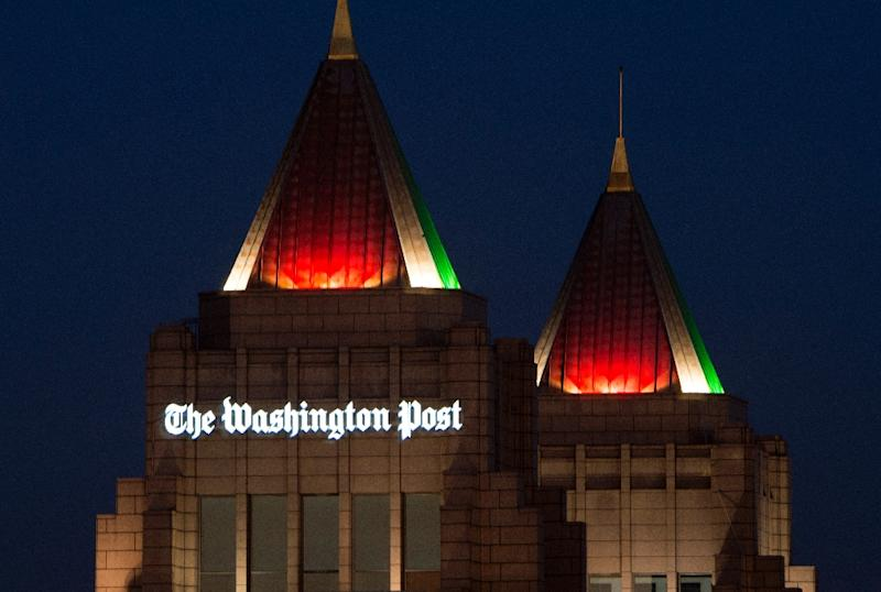 """Thanks to the incredible work of the entire team, the Washington Post will finish this year as a profitable and growing company,"" publisher Fred Ryan said in a memo to staff"