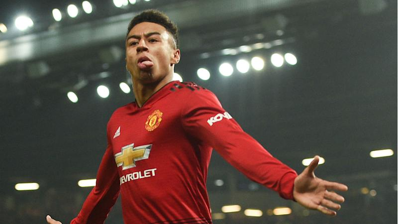 'We believe as a squad' - Lingard remains upbeat on Man United's top-four hopes