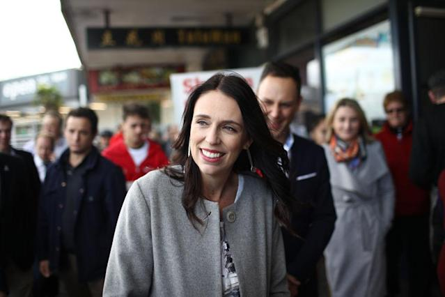 Prime Minister Jacinda Ardern on June 7, 2018, in Auckland, New Zealand. (Photo: Getty Images)