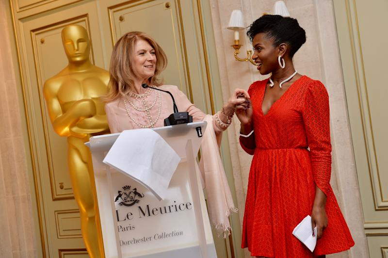 a69e3f6ba French Filmmakers Celebrate Women's Day With Academy