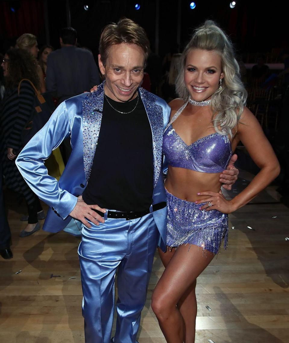 """<p>One of the most painful moments to watch in season 24 was comedian Chris Kattan trying to explain who he was to his dance partner. Witney had never see <em>Saturday Night Live</em>, so when the comedian kept naming specific skits he was in, his attempts fell flat. Fortunately, the dancer buffed up on her partner's work, as they performed his iconic """"Night at the Roxbury"""" Sketch from <em>SNL </em>for one of their routines. </p>"""