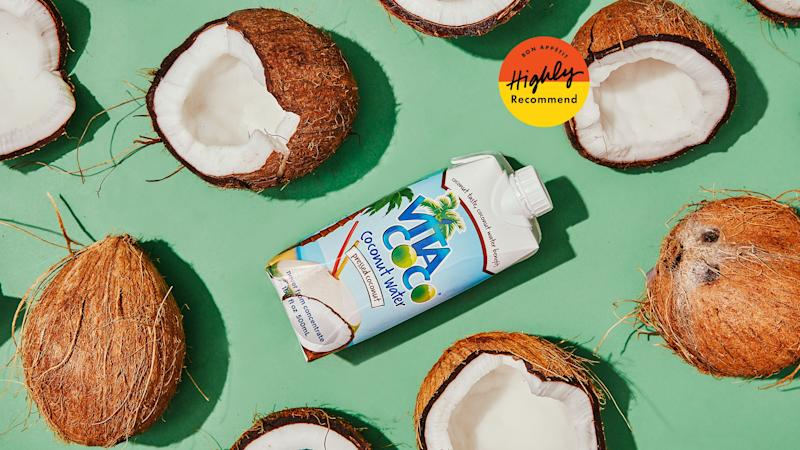 No Prepackaged Coconut Water Could Satisfy Me...Until I Found This