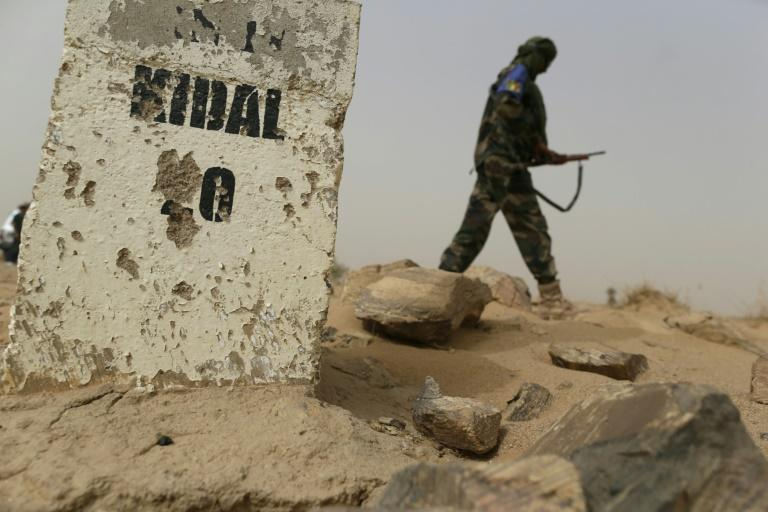 Kidal, a former rebel-held town, had become a symbol of the country's strife-torn north