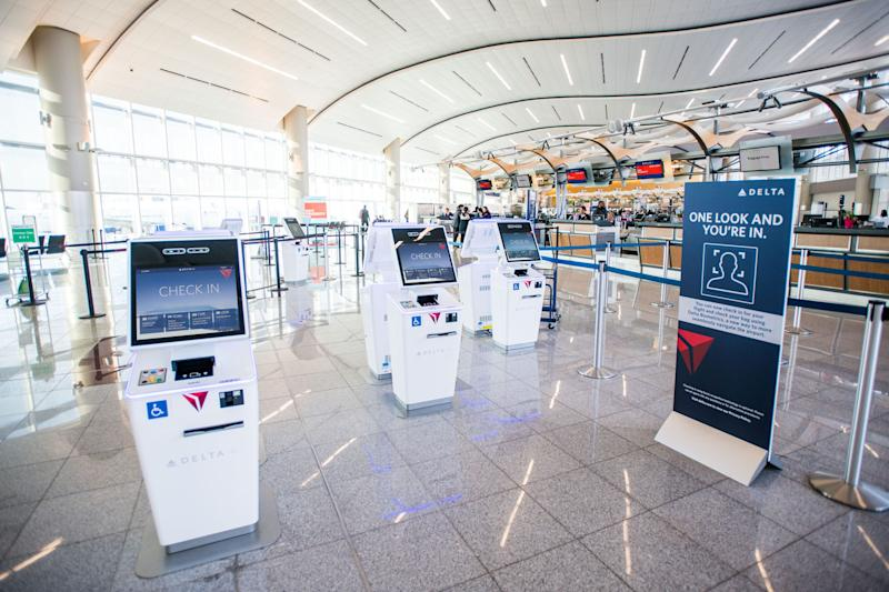 Facial recognition scanners are already at some US airports. Here's what to know