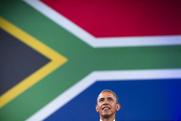 Arguably President Barack Obama's most enduring legacy in Africa is his leadership example (AFP Photo/SAUL LOEB)