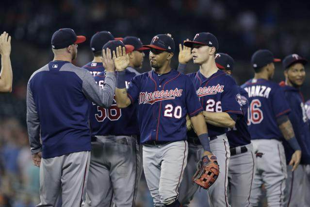 The Twins can win if Ervin Santana shuts down the Yankees offense. (AP Photo)