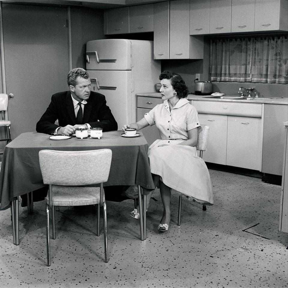 <p>It wasn't long before Betty was back to work. The actress's new sitcom, <em>Date with the Angels</em>, premiered in 1957. The show ran for two seasons.  </p>