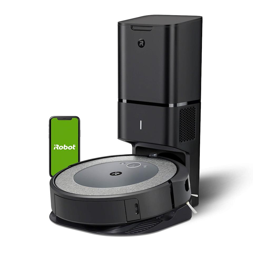 """<br><br><strong>iRobot</strong> Roomba i3+ (3550) Robot Vacuum, $, available at <a href=""""https://amzn.to/3iI7jMJ"""" rel=""""nofollow noopener"""" target=""""_blank"""" data-ylk=""""slk:Amazon"""" class=""""link rapid-noclick-resp"""">Amazon</a>"""