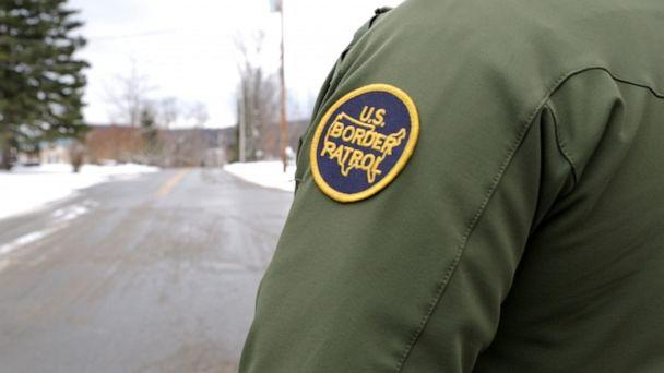 PHOTO: Border patrol agent in charge of Newport Station, Erik Lavallee, stands in front of his post in Newport, Vermont.  (Janet Weinstein/ABC News)