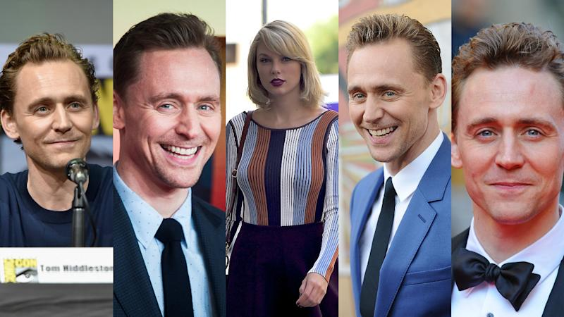 """So, Taylor Swift is definitely singing about Tom Hiddleston on """"Reputation's"""" Track #11"""