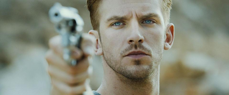 "<h1 class=""title"">THE GUEST, Dan Stevens, 2014. ph: Ursula Coyote/©Picturehouse/courtesy Everett Collection</h1><cite class=""credit"">Courtesy Everett Collection</cite>"