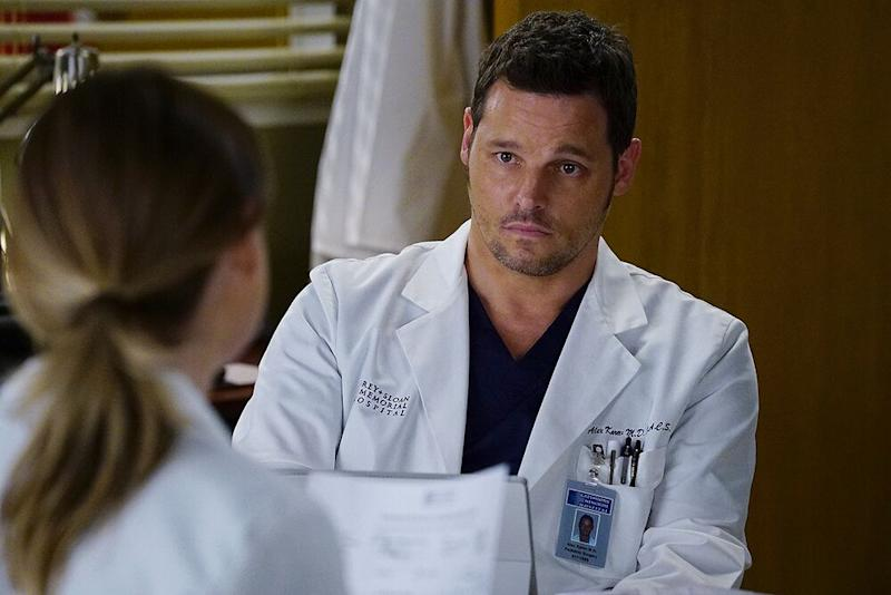 Dr. Alex Karev | Richard Cartwright/Walt Disney Television via Getty