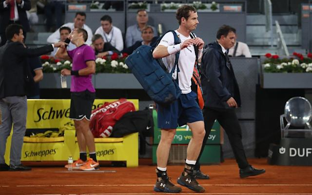 <span>Andy Murray is in favour of Pique's proposals</span>