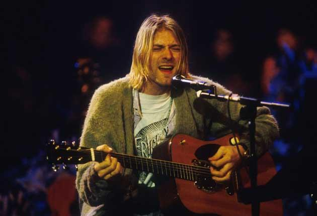 <p>Kurt Cobain fans asked for federal investigators to look into claims from 2006 that the singer had been murdered, according to recently released documents online</p> (Getty Images)