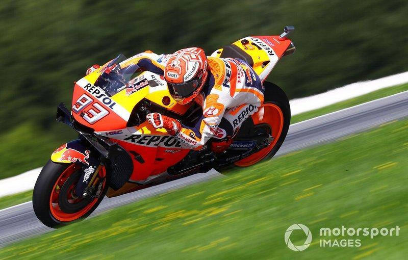 "2019: Marc Marquez (Honda) mit 1:23,027 Minuten<span class=""copyright"">Gold and Goose / Motorsport Images</span>"