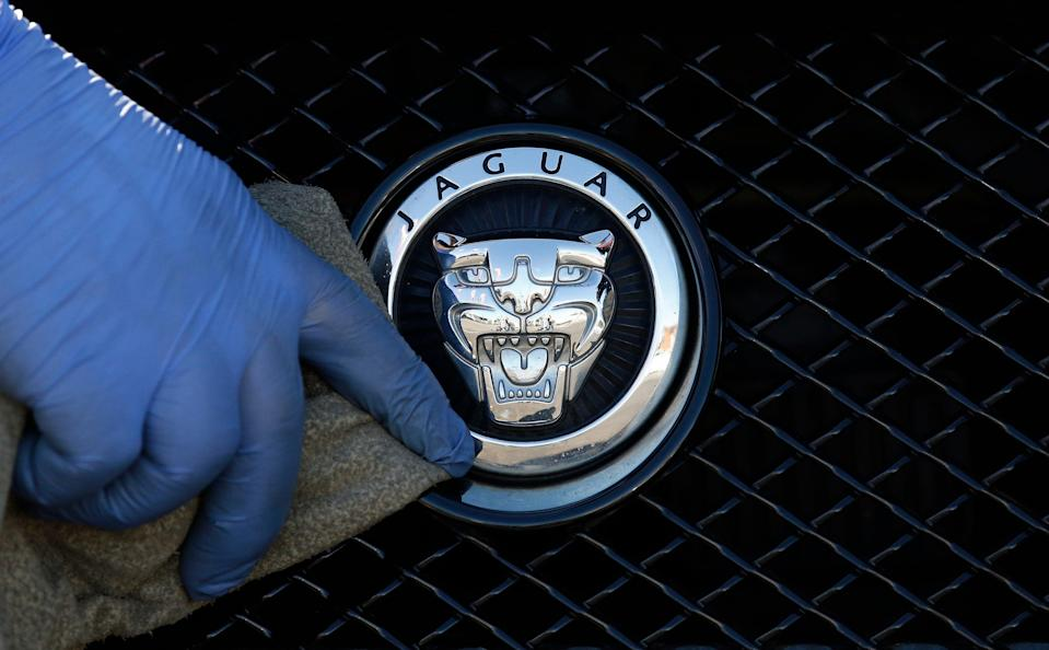 Britain Jaguar Land Rover (Copyright 2018 The Associated Press. All rights reserved.)