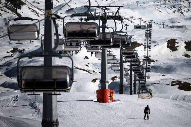 The delay affects hundreds of companies, from ski lift operators to hotels, shops and restaurants