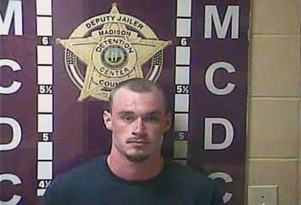 PHOTO:David Sparks is seen here in this mugshot. (Madison County Detention Center)