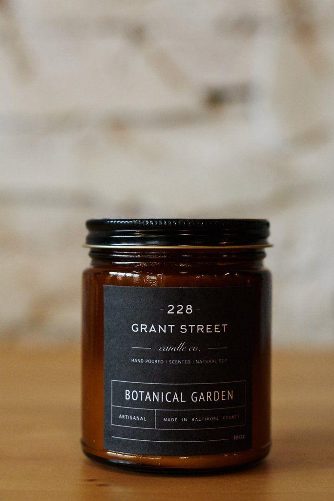 """<p>228grantstreet.com</p><p><strong>$21.00</strong></p><p><a href=""""https://www.228grantstreet.com/collections/all/products/botanical-garden-amber-jar"""" rel=""""nofollow noopener"""" target=""""_blank"""" data-ylk=""""slk:Shop Now"""" class=""""link rapid-noclick-resp"""">Shop Now</a></p><p>Your Taurus friend is that person who always has a scented candle burning, so help them find their new favorite.</p>"""