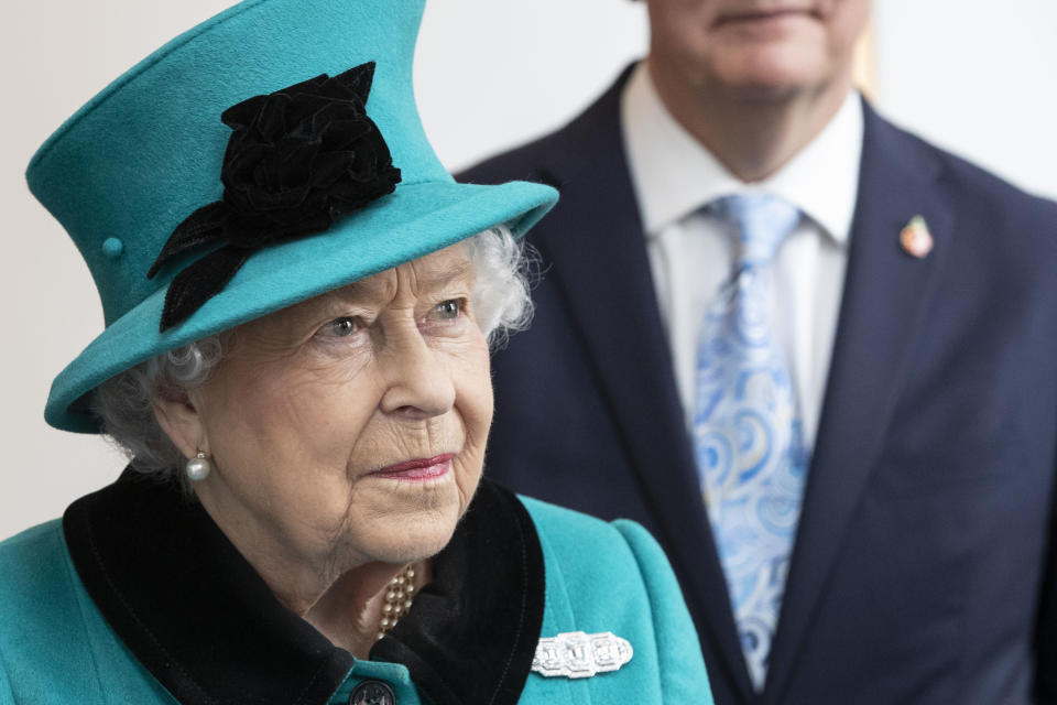 'The Queen will never abdicate,' says royal producer Nick Bullen (PA)