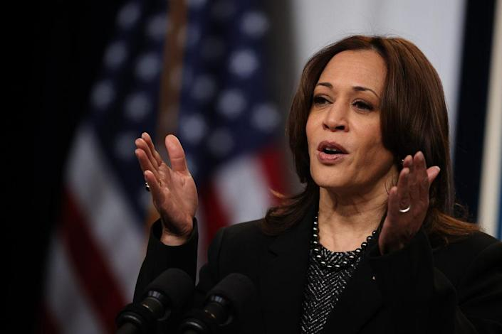 Vice President Harris Speaks To National League Of Cities From The White House