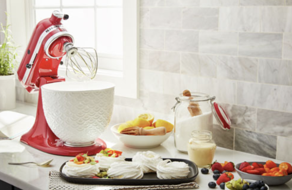This week only, you can pick up a KitchenAid Stand Mixer for just $430.
