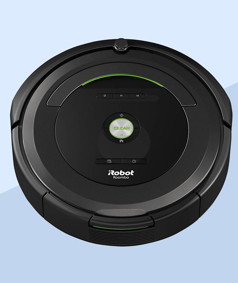 Walmart's Labor Day Sale Has Insane Savings—Including 20% off the Coveted Roomba Vacuum