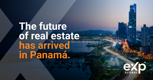 eXp World Holdings, Inc. (Nasdaq: EXPI), the holding company for eXp Realty, one of the fastest-growing real estate companies in the world, has expanded into Panama