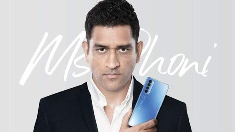 OPPO Reno4 Pro MS Dhoni edition launched at Rs. 35,000