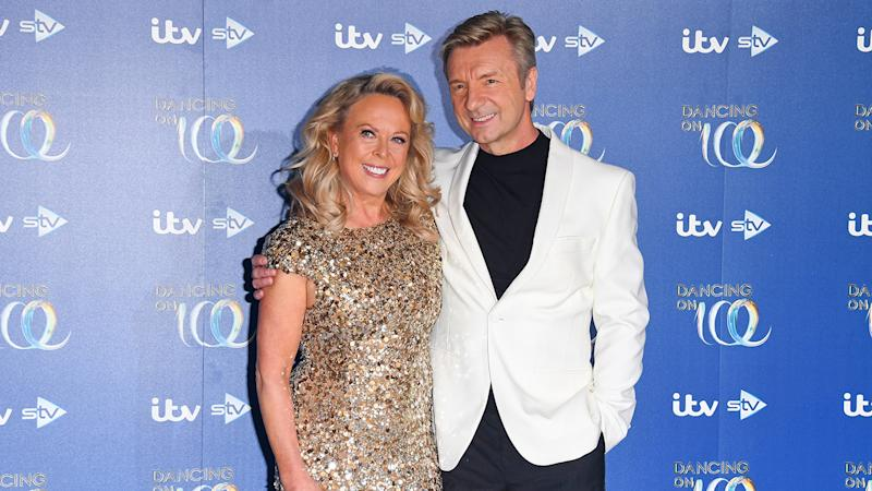 Jayne Torvill and Christopher Dean both believe that Dancing On Ice will return next year (Getty Images)