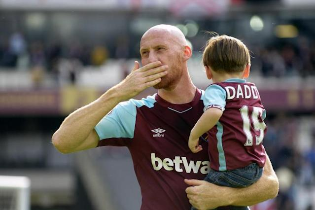 James Collins to leave West Ham after 11 years at the club