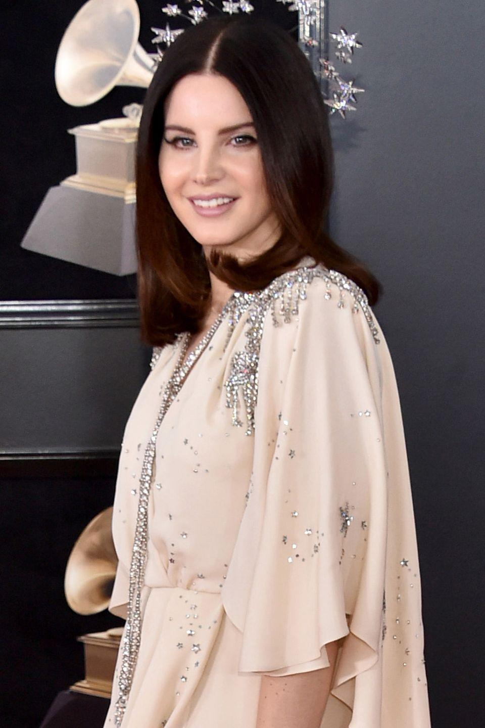 "<p><strong>Born</strong>: Elizabeth Woolridge Grant</p><p>Lana Del Rey was Lizzy (Elizabeth) Grant until she turned 25 and <a href=""https://www.theguardian.com/music/2012/jan/21/lana-del-rey-pop"" rel=""nofollow noopener"" target=""_blank"" data-ylk=""slk:developed her alter ego"" class=""link rapid-noclick-resp"">developed her alter ego</a>, Lana Del Rey.</p>"