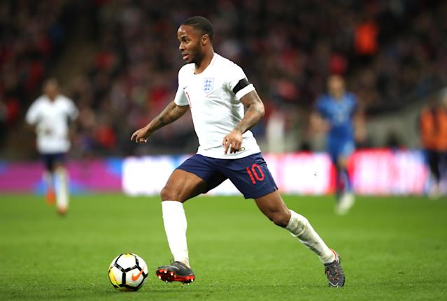 <p>Raheem Sterling<br> Age 23<br> Caps 37<br>Goals 2<br>Few players are likely to have as much to say on England's prospects in Russia as the fleet-footed forward. If he can recreate the wonderful form which brought him 23 goals for the Premier League champions this season, the Three Lions have a diamond in their midst. But Sterling's Euro 2016 experiences still weigh heavy and he must shrug them off to fulfil his promise.<br>Key stat: Scored 10 goals in the 80th minute or later across the Premier League and Champions League this season. </p>