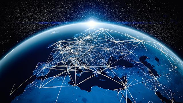 The new UK Global Tariff will cut taxes on tens of billions of dollars of supply chain imports. (NASA/Getty)