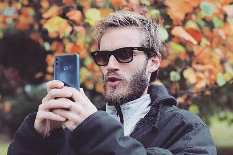 PewDiePie helps DLive increase its userbase by 67% in two months