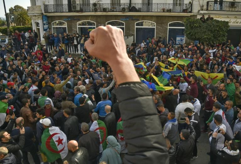 Algeria's civil war had left many wary when protests swept the region in 2011
