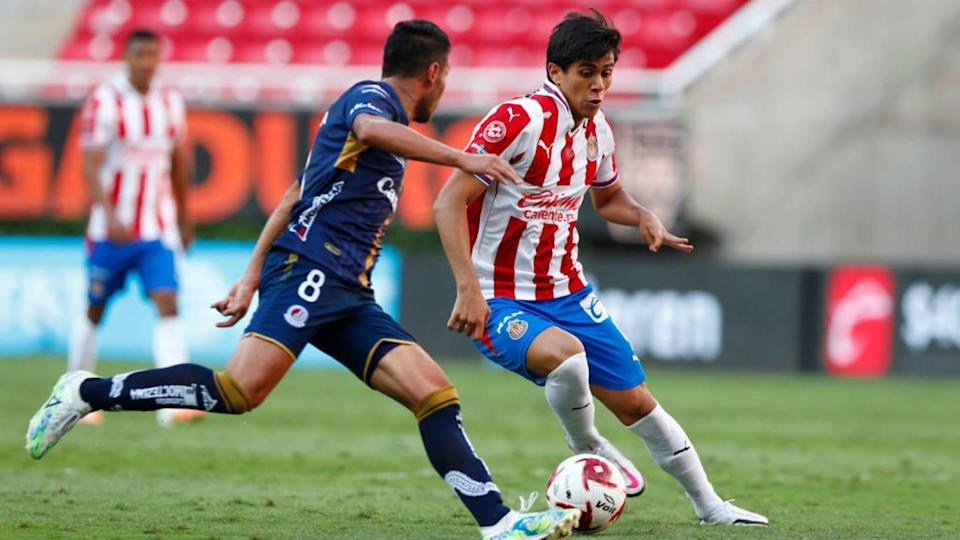 Chivas v Atletico San Luis - Torneo Guard1anes 2020 Liga MX | Refugio Ruiz/Getty Images