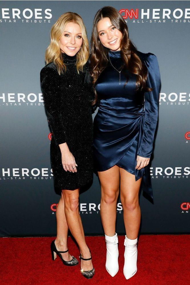 Kelly Ripa (L) and daughter Lola | Taylor Hill/WireImage