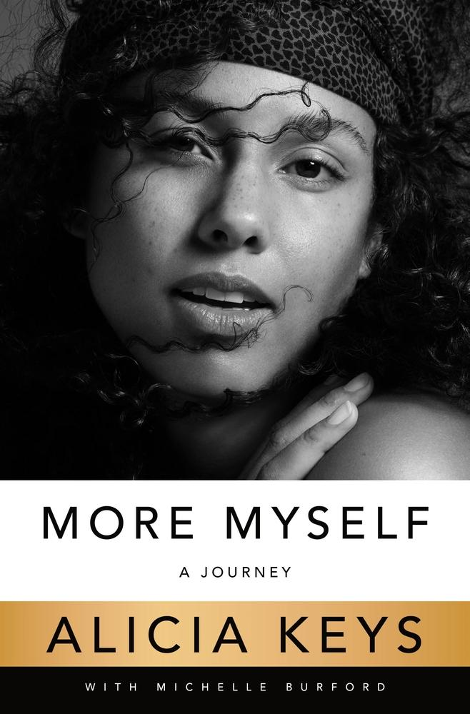 More Myself: A Journey by Alicia Keys via Flatiron Books