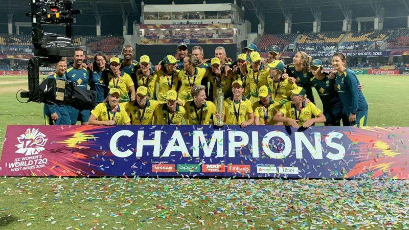 Southern Stars were crowned winners of ICC Women's World T20 2018