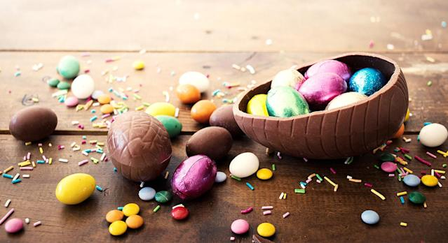 From vegan, to boozy Easter eggs, budget to luxury, we have trialled and tested the best sweet treats ahead of Easter Sunday. (Getty Images)