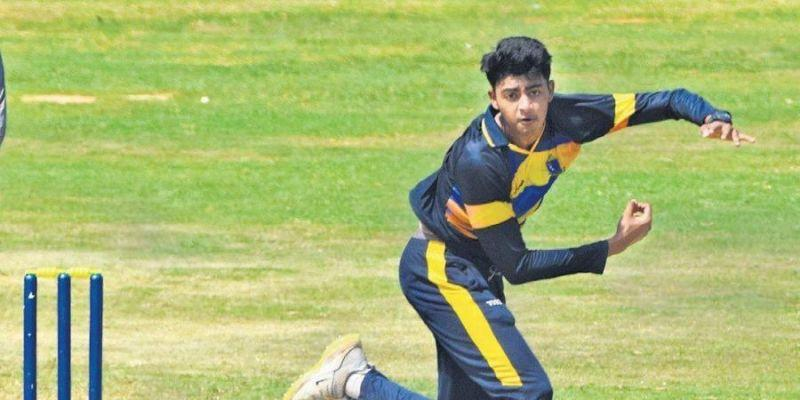 Prayas Ray Barman - the youngest player in IPL 2019