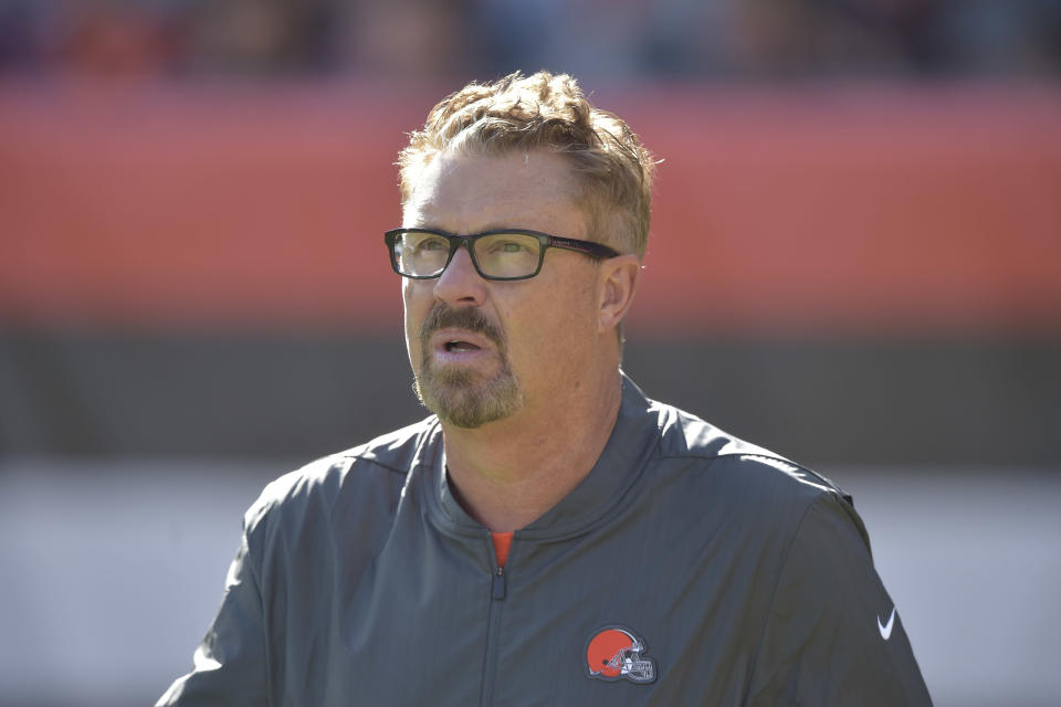 Interim Cleveland Browns coach Gregg Williams claims many teams wanted him to be their head coach through the years. (AP)